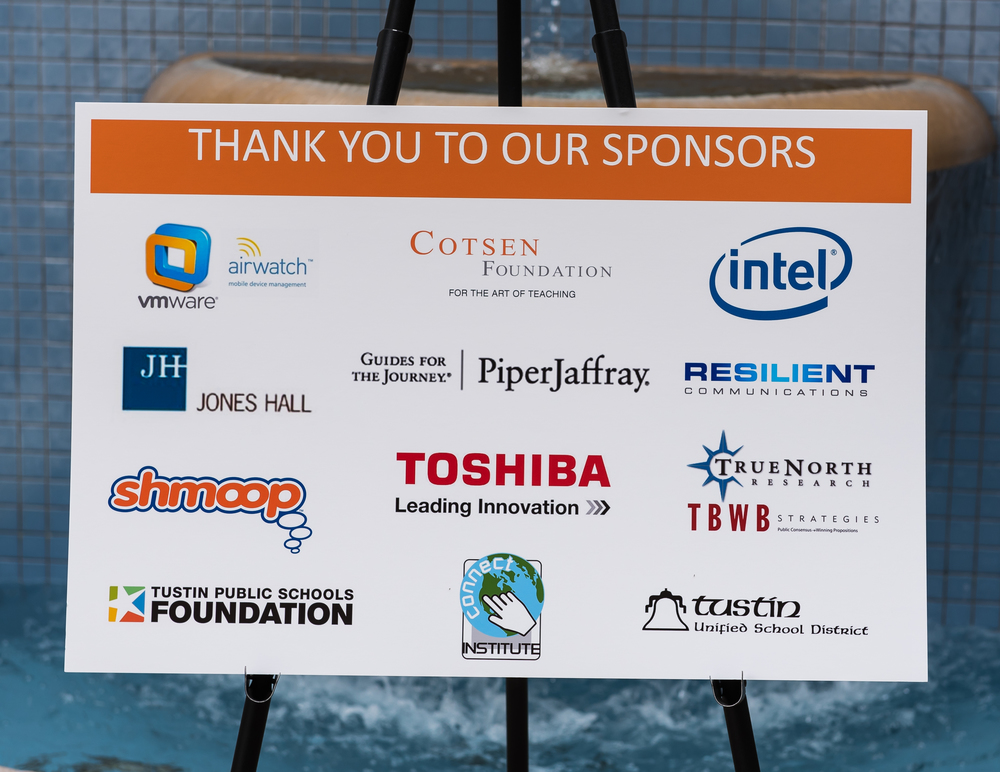 A HUGE thank you to our 2015 sponsors for                                                          making this conference possible!