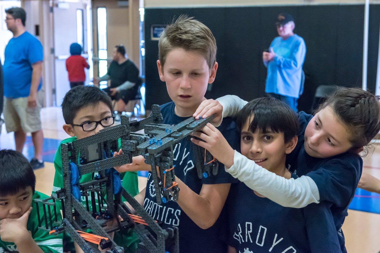 Summer 2017 Robotics Tustin Public Schools Foundation