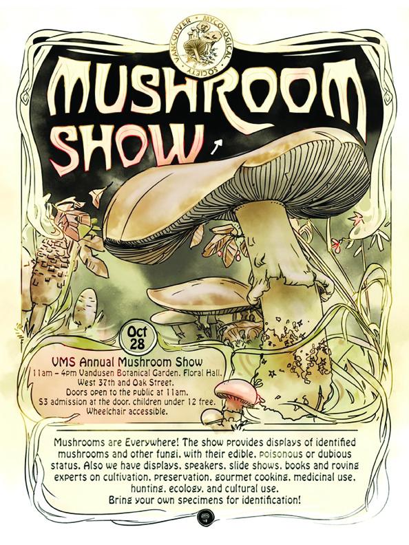 Vancouver Mushroom Show 2012   pg
