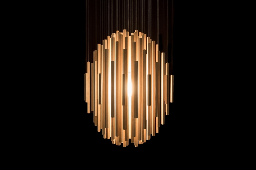 bespoke-bleached-oak-chandelier-oree-1.jpg & propellor | custom lighting design