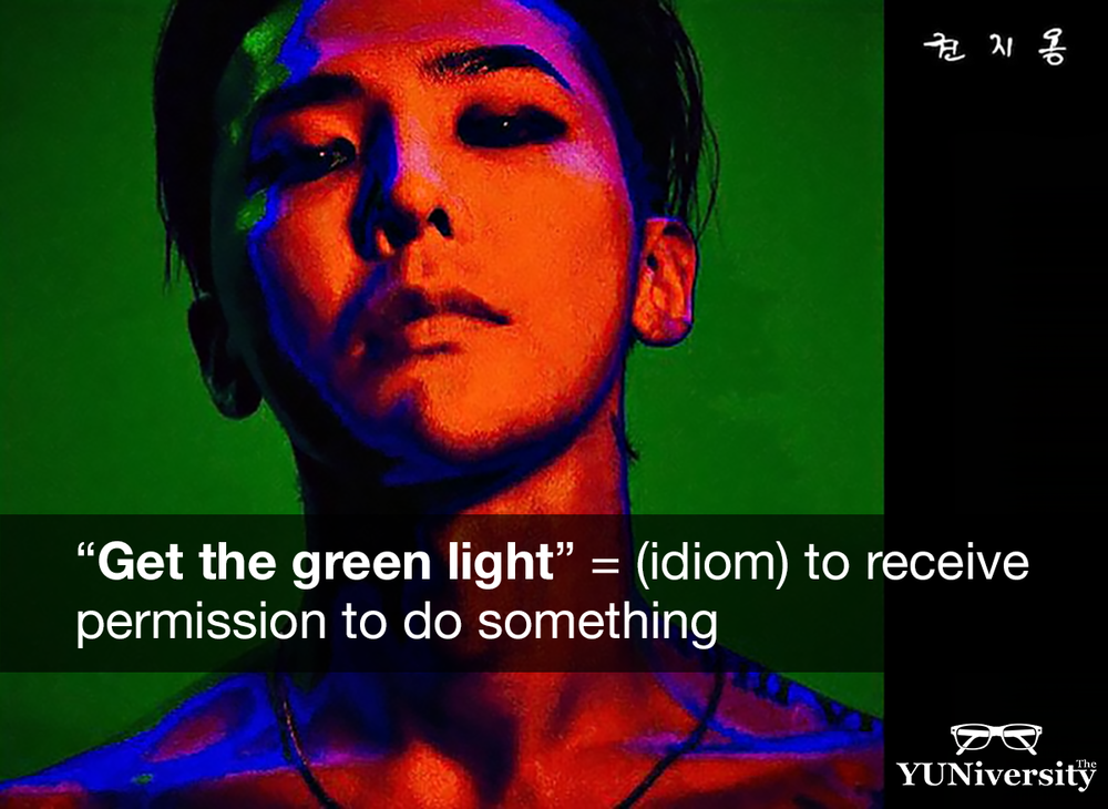 G-DRAGON - Teaser for his upcoming solo album.