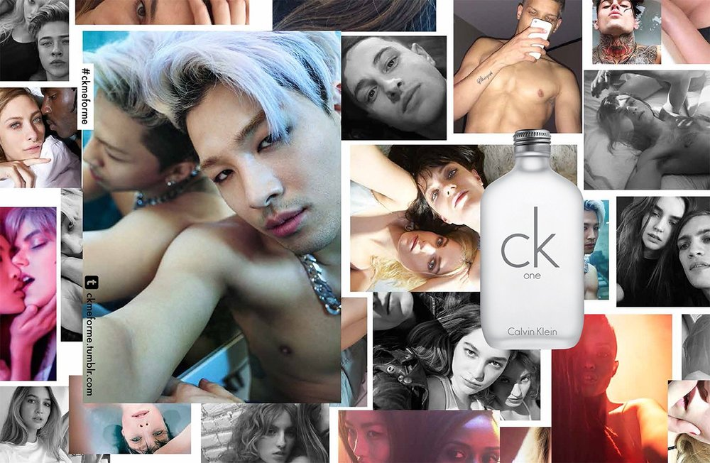 We chose this cologne ad in particular because it features Taeyang from BIGBANG. (Of course.)