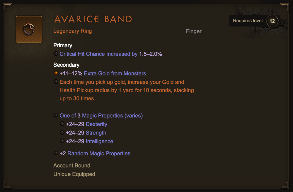 """Avarice"" is a fancy word for ""greed."""