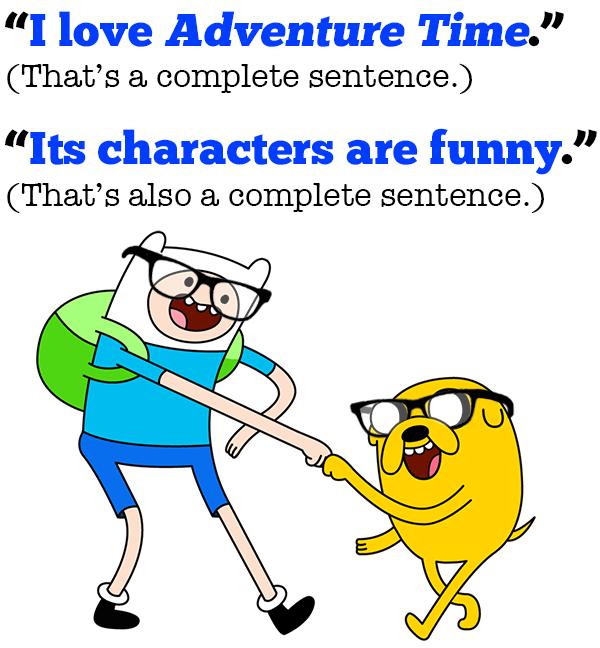 Grammar FANBOYS 01