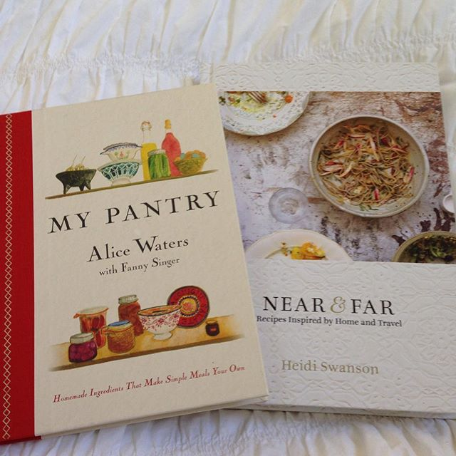 Kitchen inspiration makes for a good read on this Sunday morning. Really special finds at Cover Books celebration of Catalan Festa de Sant Jordi. Thank you, Katie!