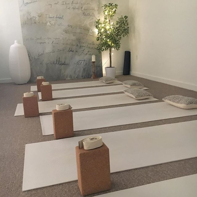 All ready! Private Group Yoga!  Book a class for just you and your friends! So much fun🌻