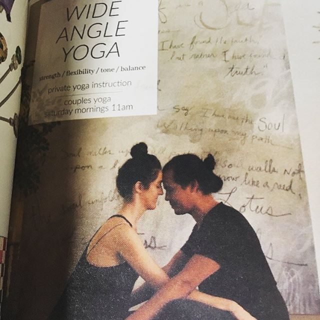 LOVE is in the air💓 WAY Studio + J E Z E B E L! Couples Yoga  Saturdays at 11:00a.m.  #jezebelmagazine #couples yoga #piedmontpark