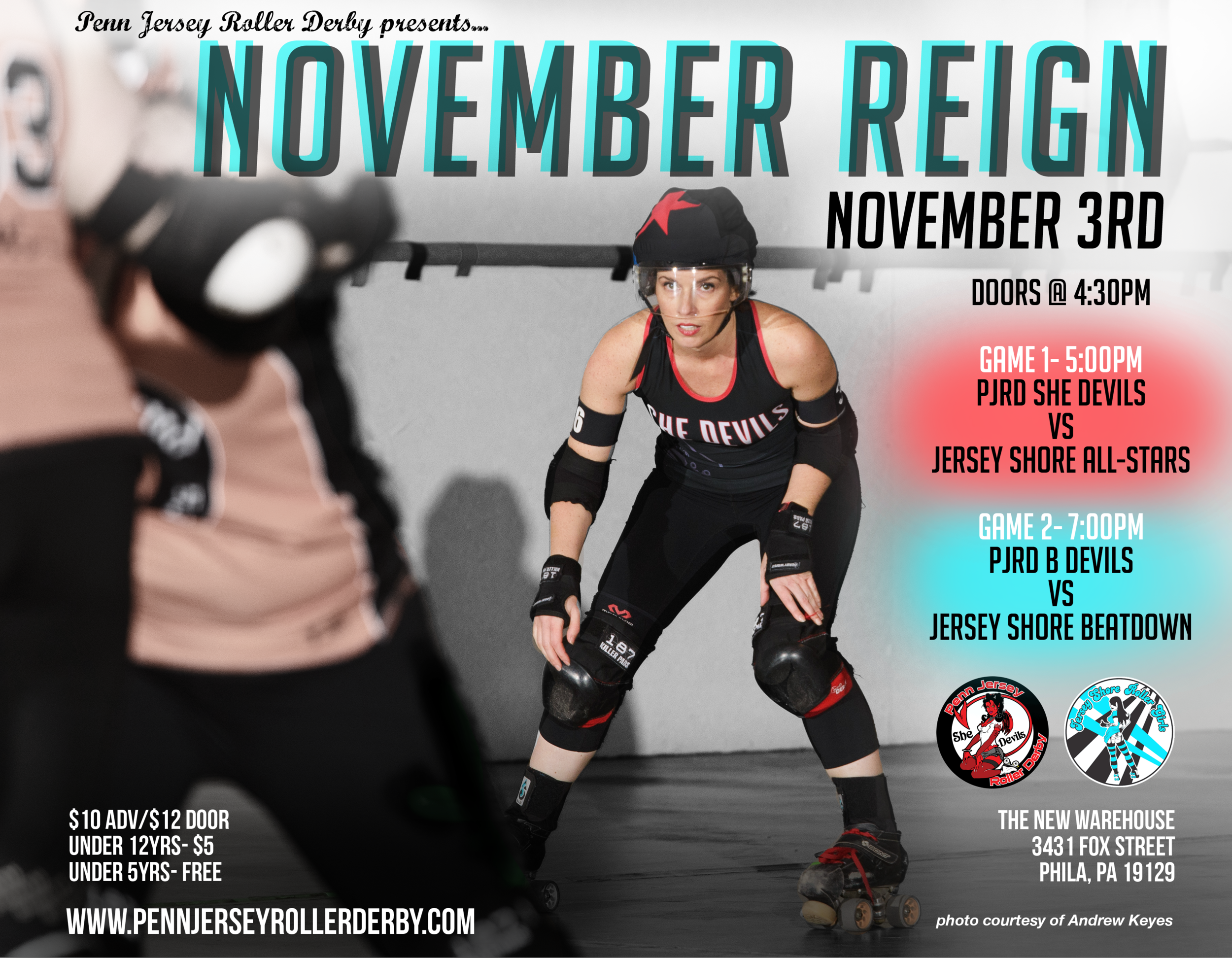 2075e694f Games   Events — Penn Jersey Roller Derby