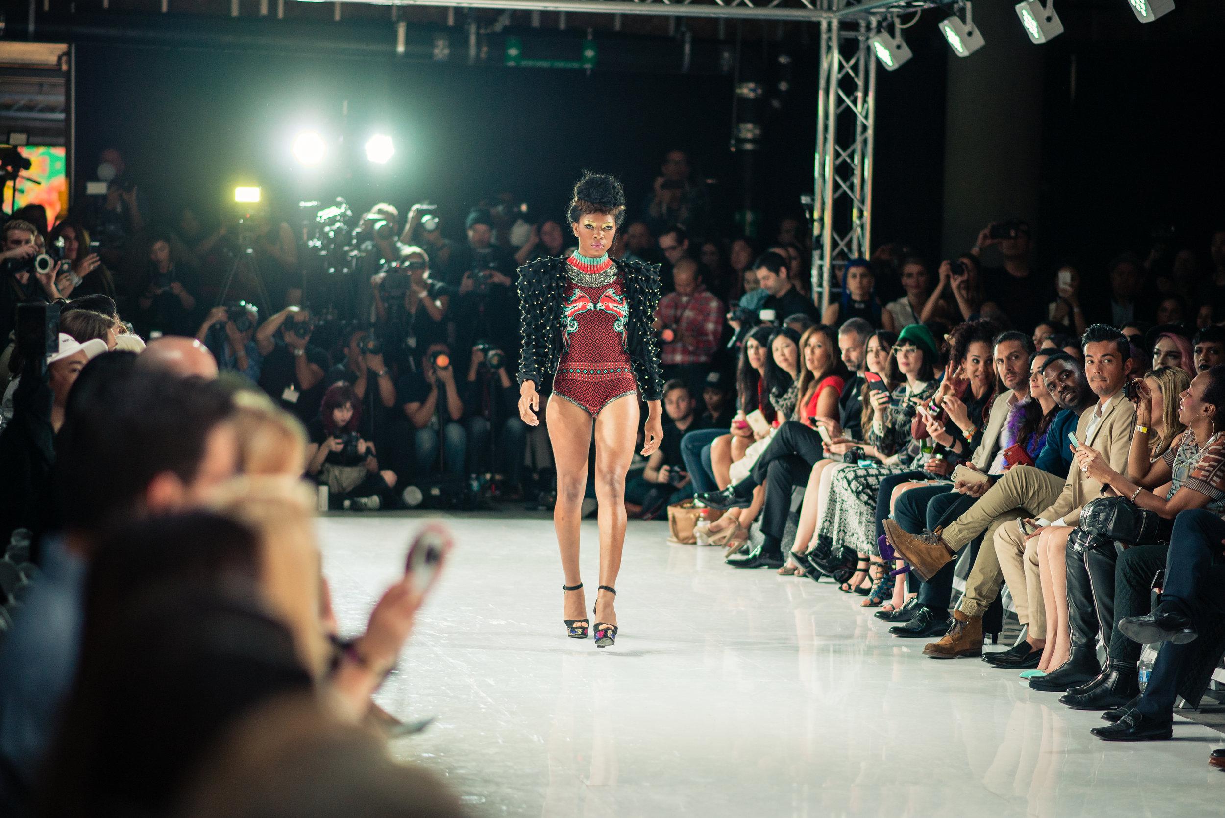 LA Fashion Week LAFW 42