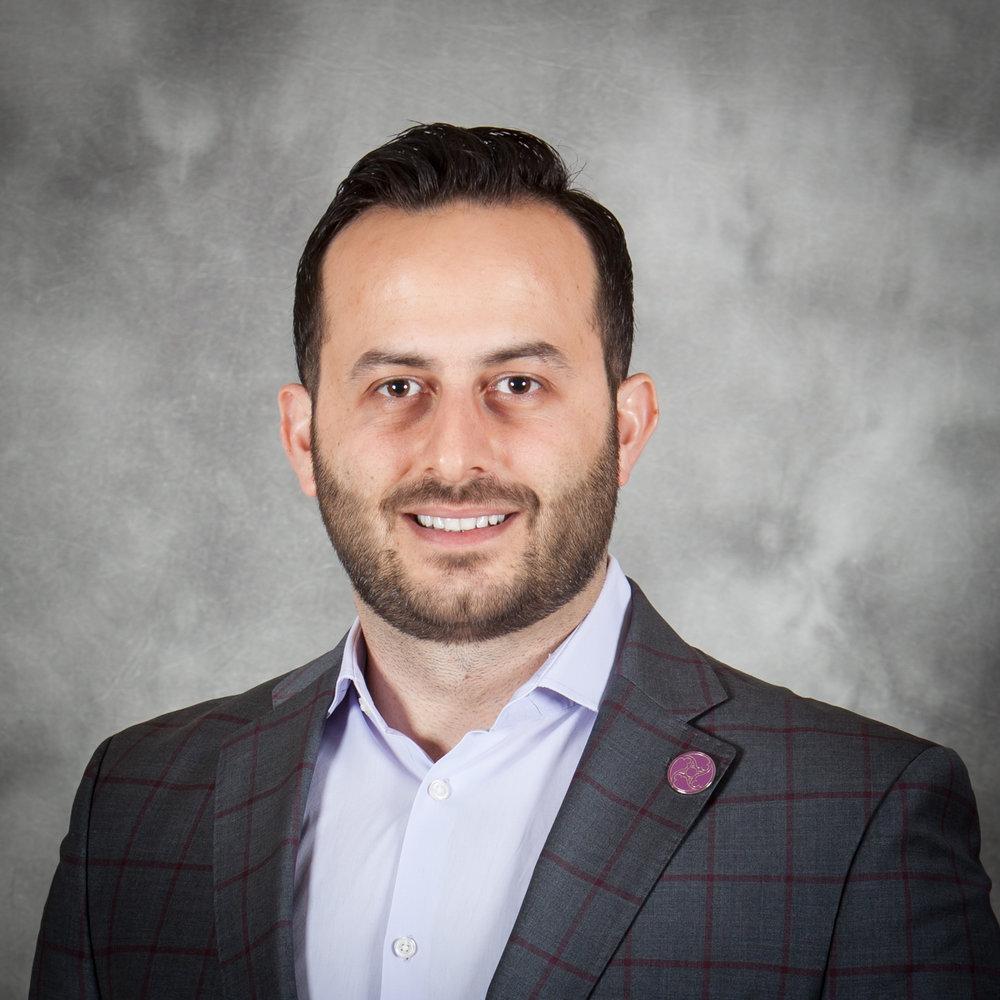 Ali Horuz Membership Chair ALI'S BIO