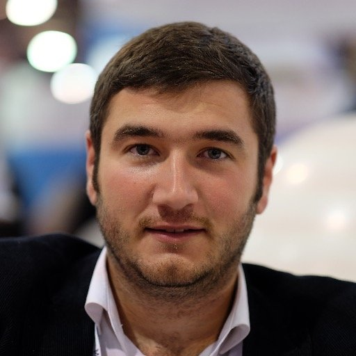 Pavel Kravchenko   Founding VP    PAVEL'S BIO