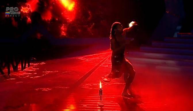 Momo Sanno | contemporary dancer | choreograher | Romania got talent show2.png