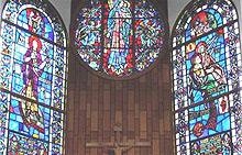 St. Augustine Kasai Catholic Church   Naka-Kasai 1-10-15 Edogawa-ku Tokyo, 134-0083 JAPAN