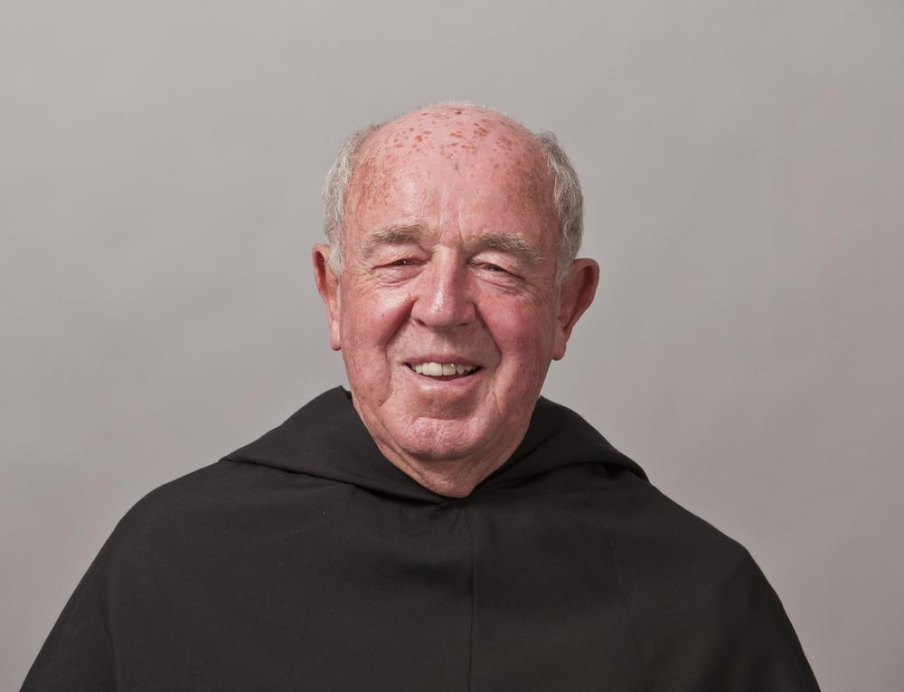 Father Jim Wenzel, O.S.A.