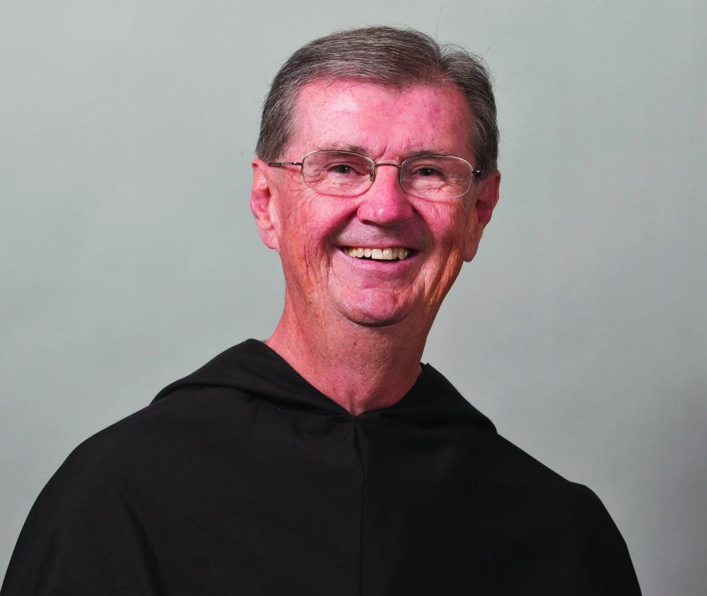 Father Michael Hughes, O.S.A.