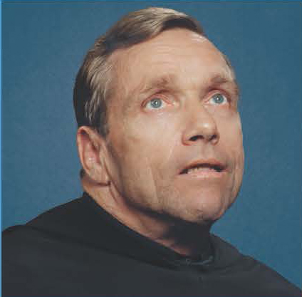Father Bill Atkinson, O.S.A.