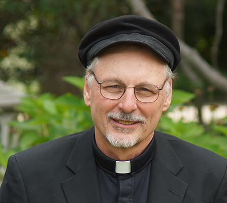 Father Joseph Loya, O.S.A.