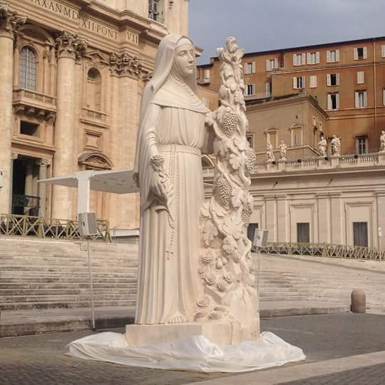 Statue of Saint Rita of Cascia