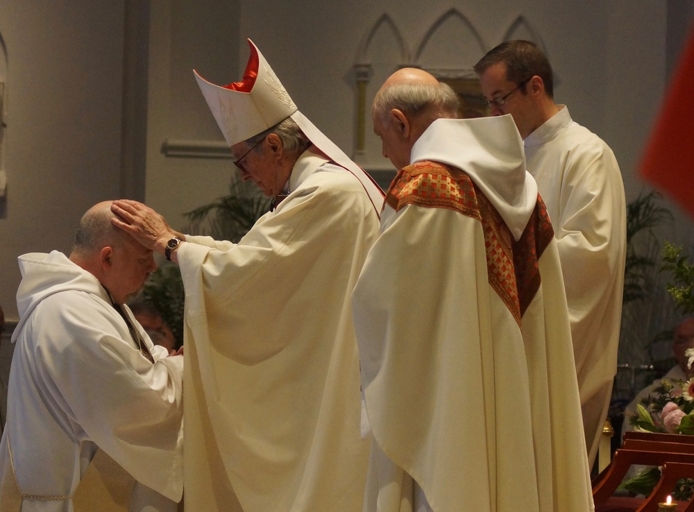 Augustinian Joseph A. Murray, O.S.A. is Ordained to the Priesthood