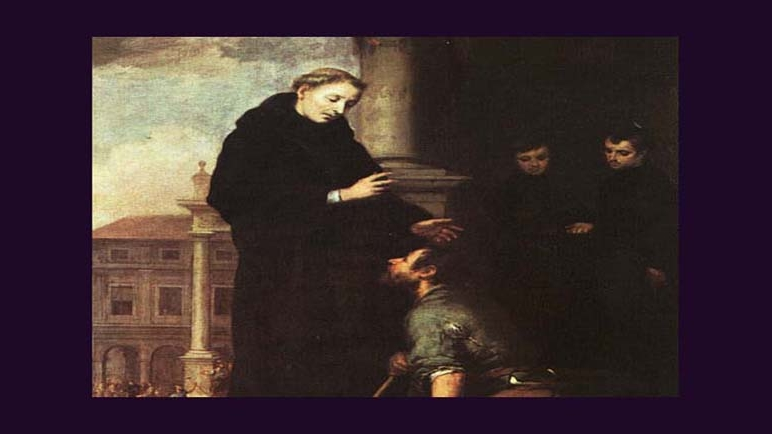 Celebrate the Feast of Saint Thomas of Villanova on October 10