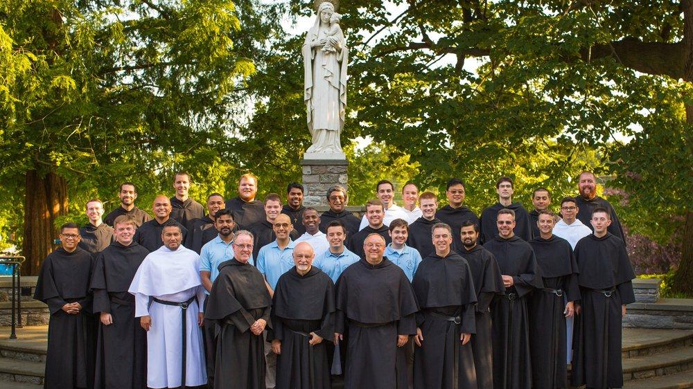 Convocation of Augustinians of North America Held at Villanova University