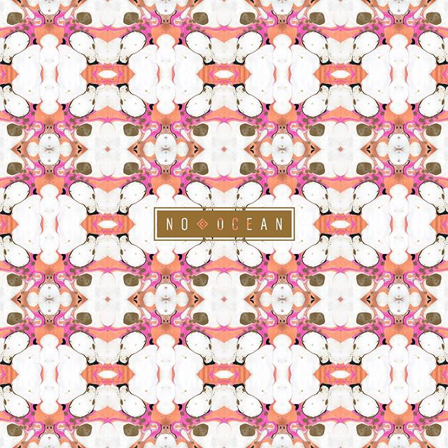 97/100 #100daysofsurfacepatterns #the100dayproject #nooceanco #surfacedesign #pattern #surfacepattern #patterndesign