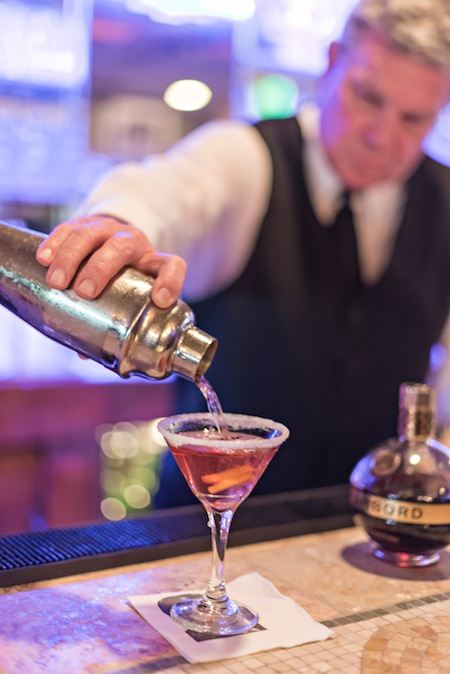 I'm sorry but we can't let you not go to Melvyn's for a cocktail.   Photo by Neil Husvar from linked Palm Springs Life piece