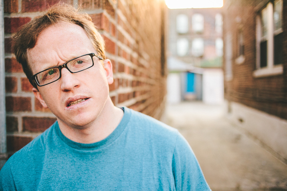 Chris Gethard - Actor & Host of The Chris Gethard Show