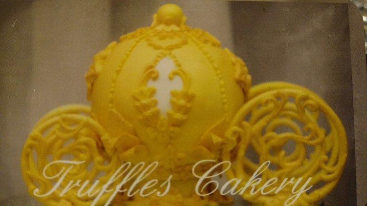 Truffles Cakery — The Chehalis Wedding Show
