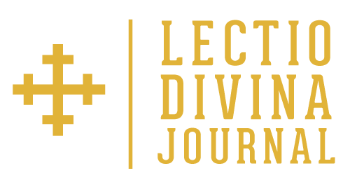 lectio divina journal
