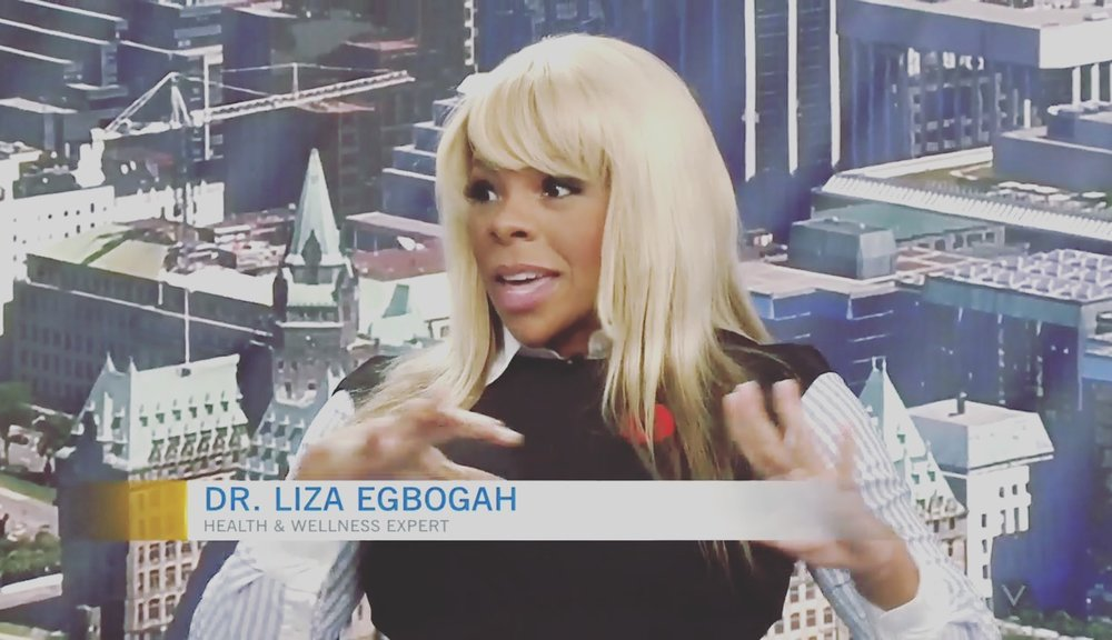 Dr. Liza Egbogah