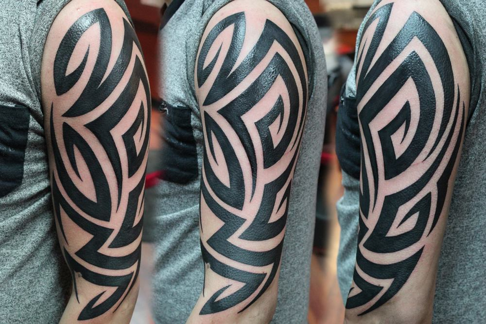 Custom Arm Tribal
