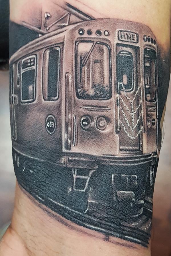Cta Train