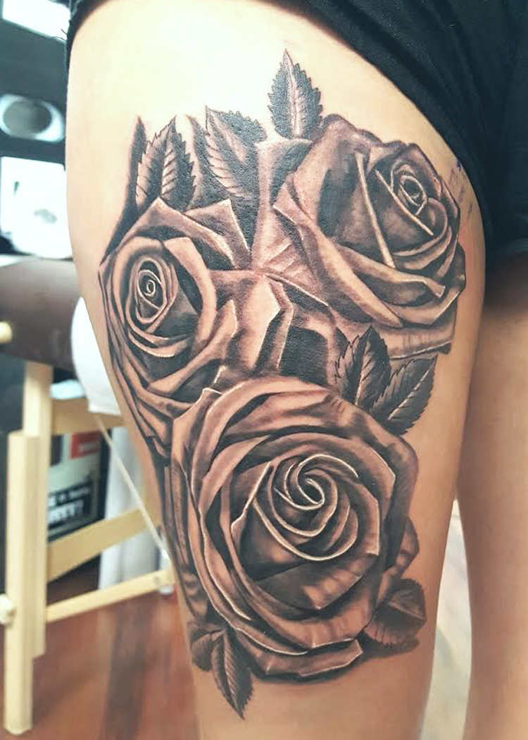 Blog chicago ink tattoo body piercing and microdermals 3 roses izmirmasajfo
