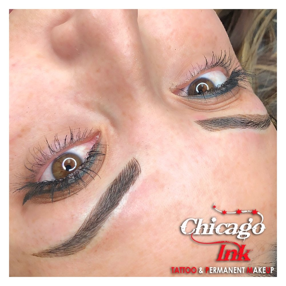 chicago microblading