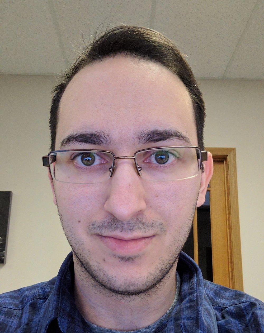 Matthew Allen- Logistics Coordinator