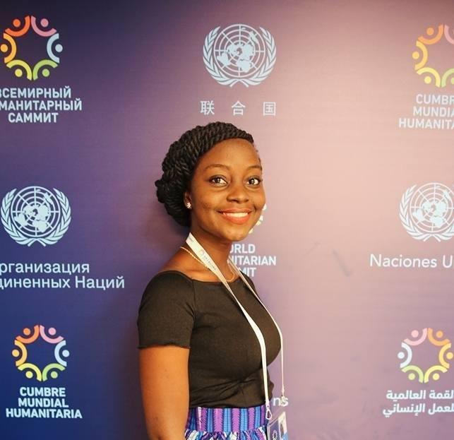 Victoria Ibiwoye- Programming Director