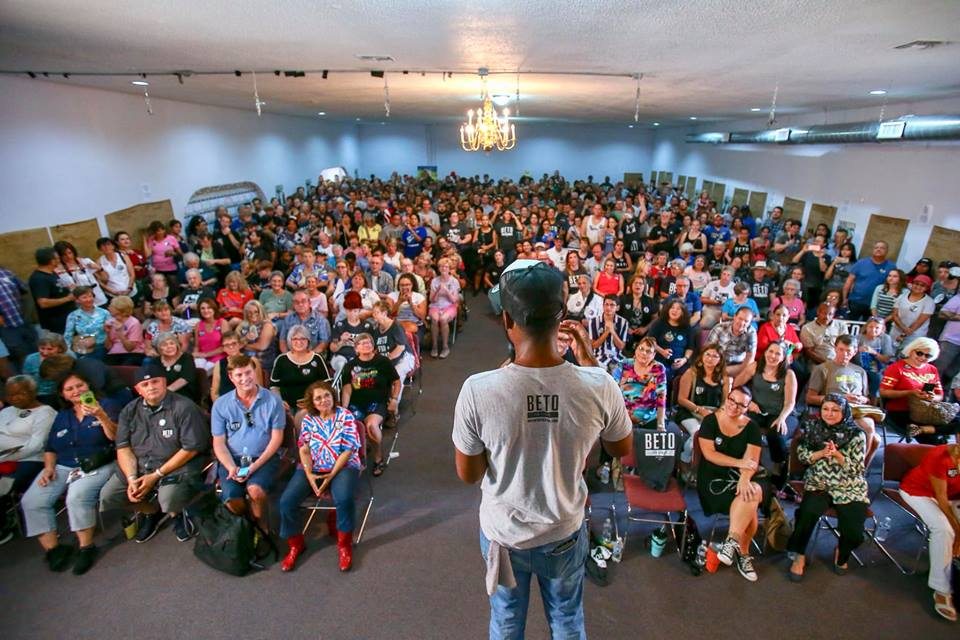 If you were in this room at this moment, you were probably sweating but even more inspired. I will never forget this day. My team did a tremendous job in organizing such a great event for Houstonians.