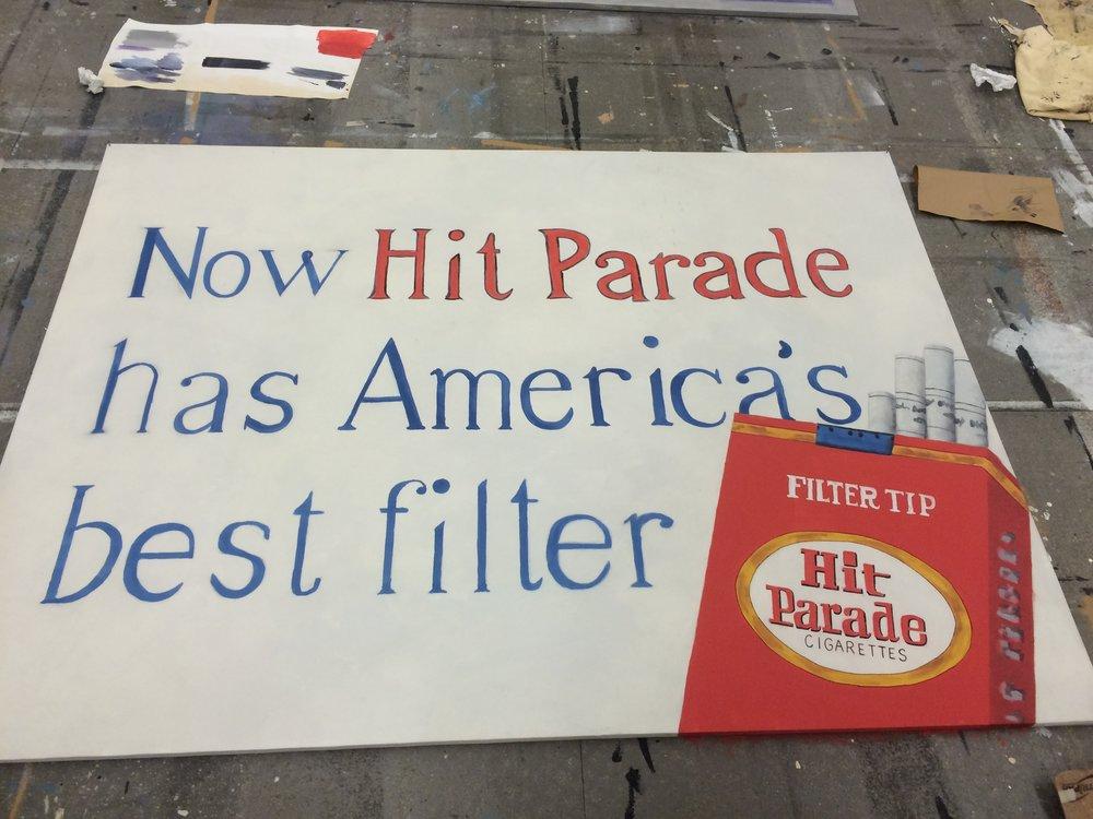 Hit Parade Billboard