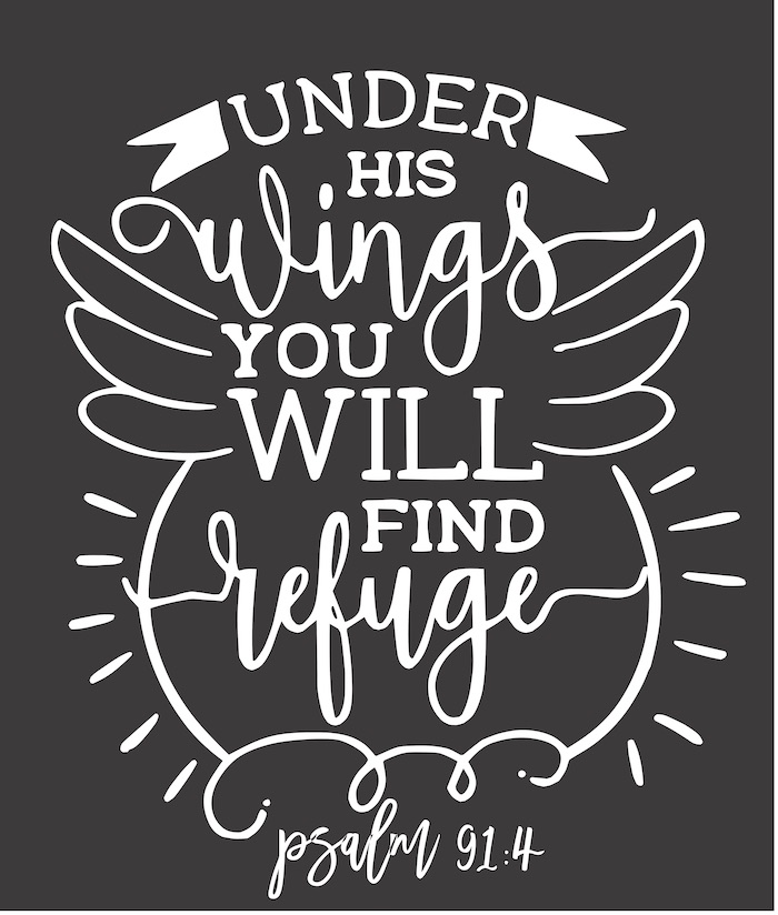 17x20 under his wings you will finmd refuge.jpg