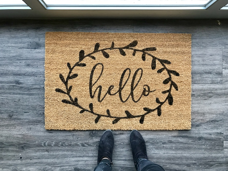 rustic chalk decor doormat .jpg
