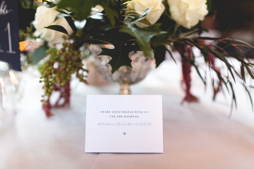 Seattle Wedding Suite | Letterform Creative
