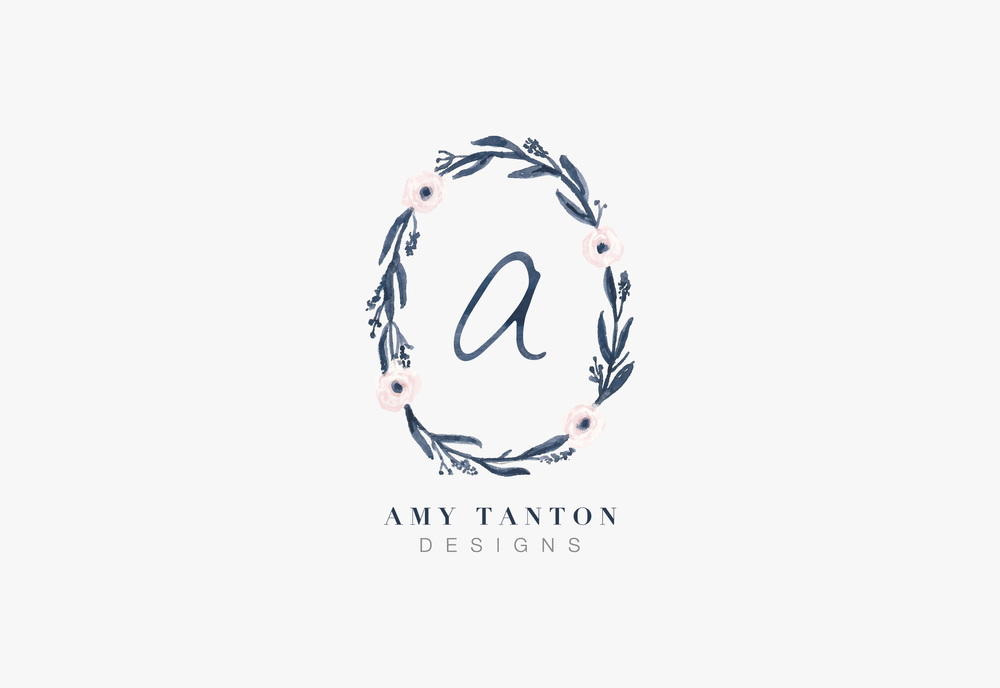 Amy Tanton Designs | Letterform Creative
