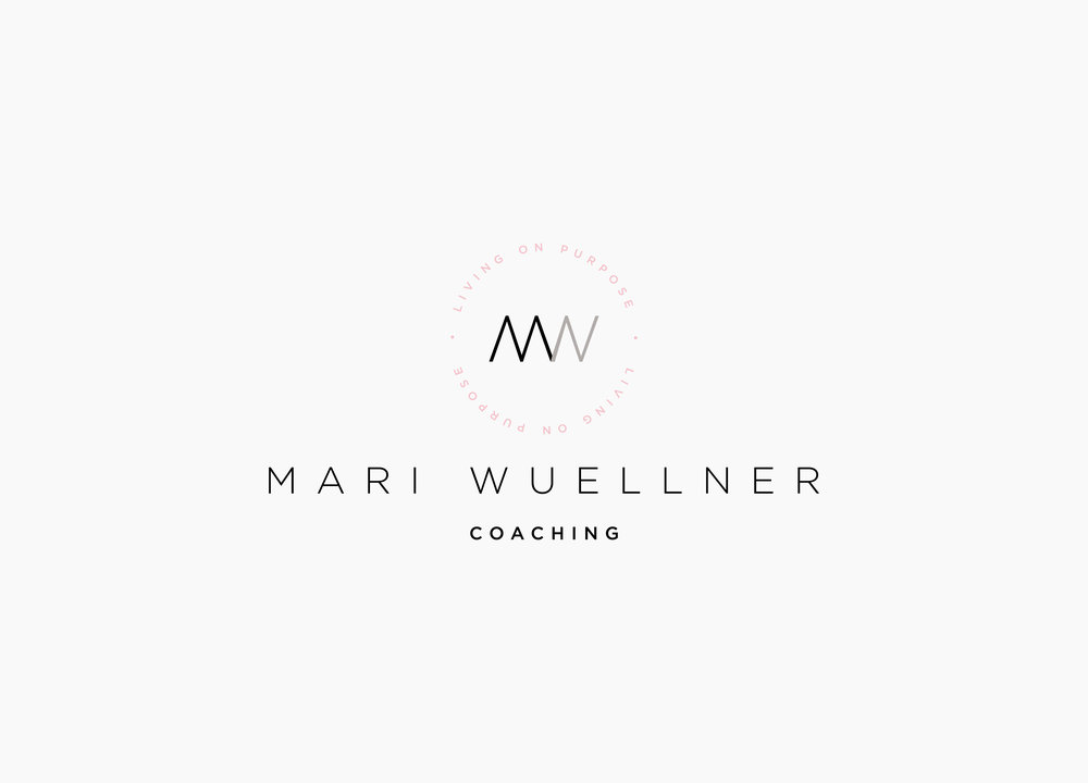 Mari Wuellner Coaching | Letterform Creative