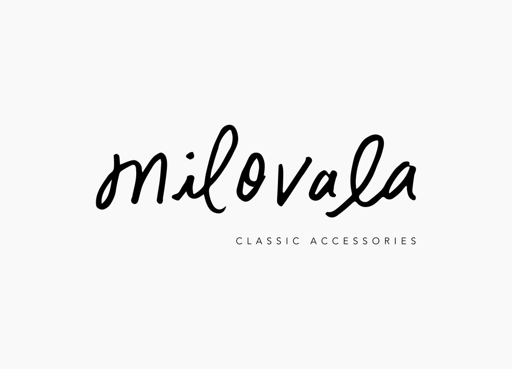 Milovala Branding