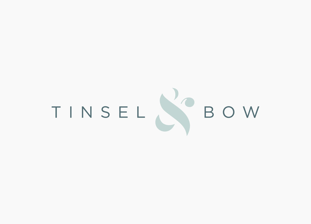 Tinsel & Bow / Letterform Creative