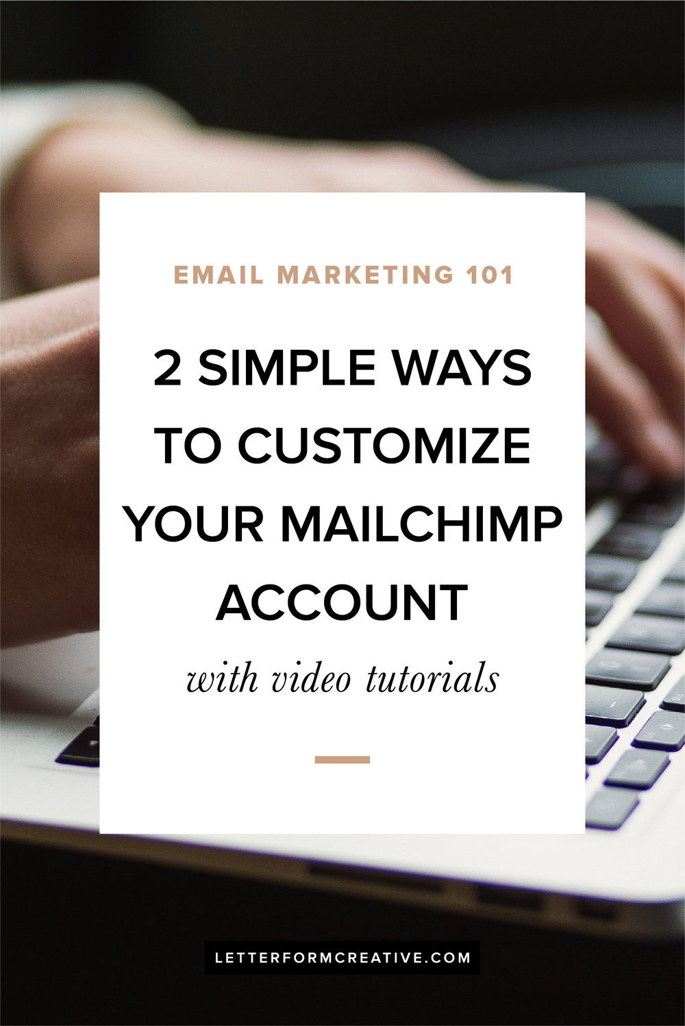 Are you using Mailchimp for your email marketing? If so, learn how to create a template for consistent, easy to send emails. Then customize your confirmation to create a professional, on-brand impression. Click through for video tutorials that will help you utilize Mailchimp to effectively grow your list!