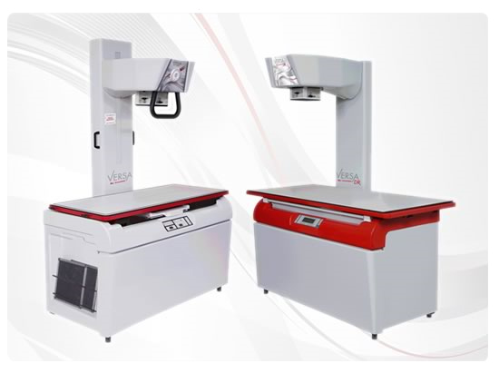 Summit Industries Versa DR Veterinary Radiographic Systems