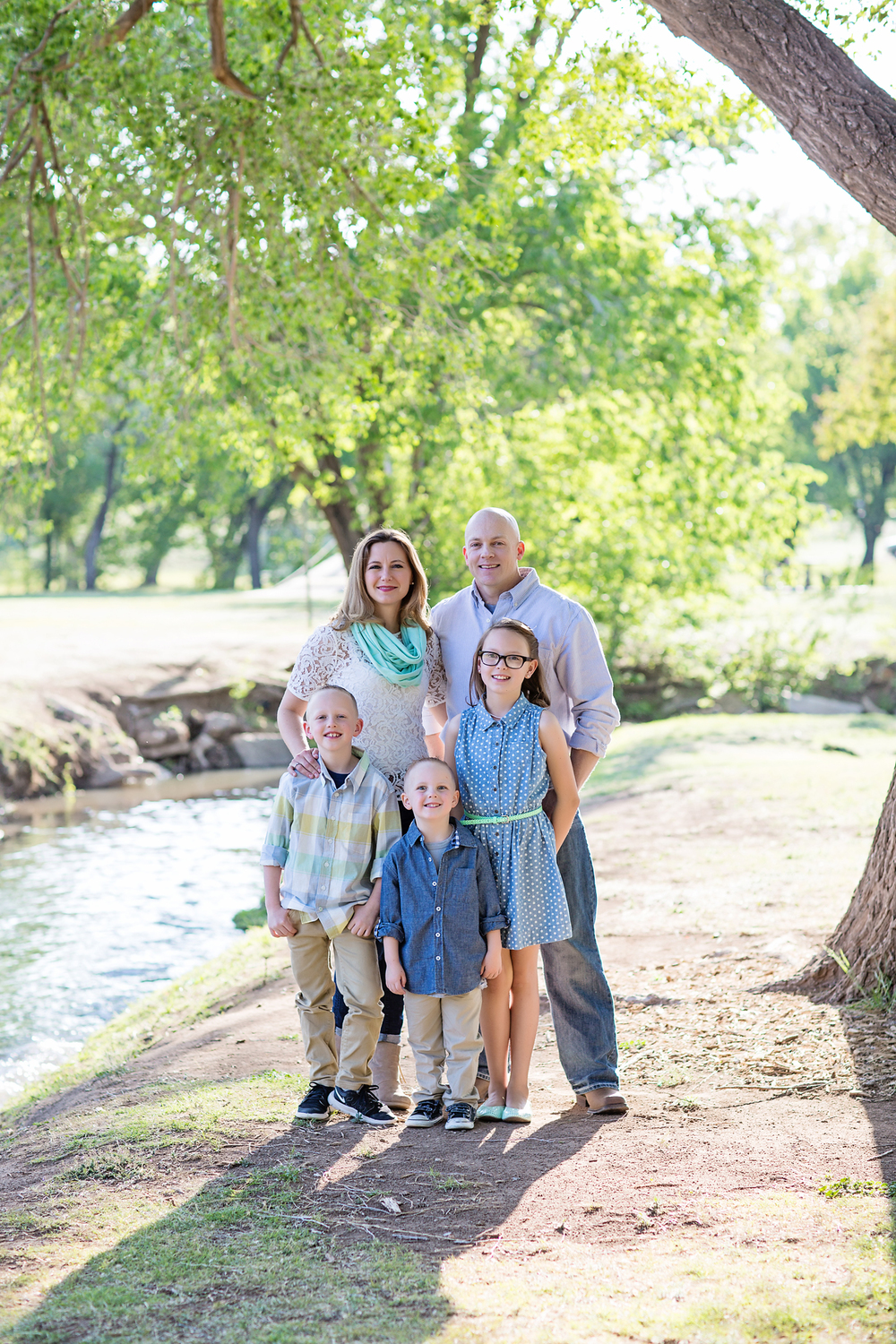 Amarillo Photographer Family Portrait Studio