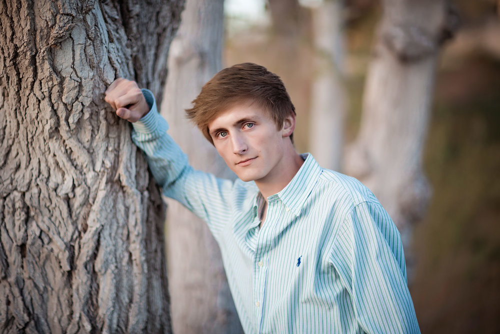 Amarillo boy senior portrait photographer